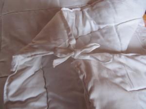 Bettdecken mit Merino-Schurwolle-Füllung