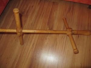 Verstellbare Kreuzhaspel 35,00€ , verkauft